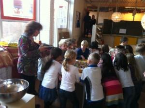 koken school Oosterhout Shadohl dag 2