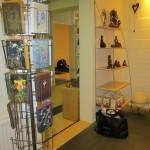 winkel naar wacht- en yogaruimte Surya